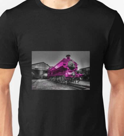 The Pink Pannier Unisex T-Shirt