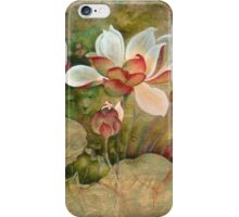 """""""Golden Mist""""  from the series """"In the Lotus Land""""  iPhone Case/Skin"""