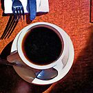 Coffee at the Turkish Diner by Dave McBride
