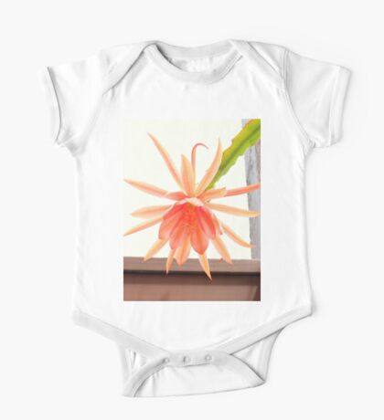 Bloomin' Cup 'N Saucer One Piece - Short Sleeve