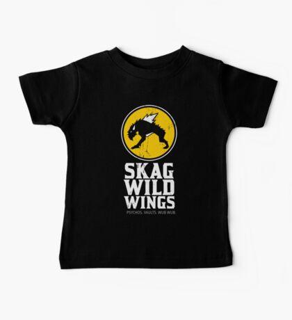 Skag Wild Wings (alternate) Baby Tee