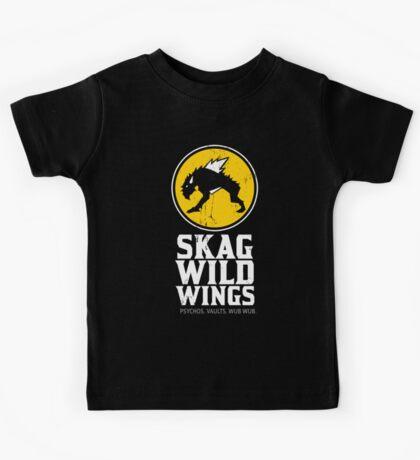 Skag Wild Wings (alternate) Kids Tee