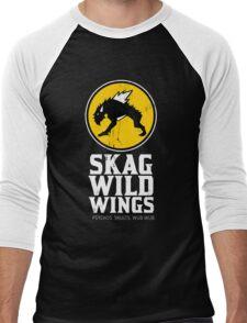 Skag Wild Wings (alternate) Men's Baseball ¾ T-Shirt