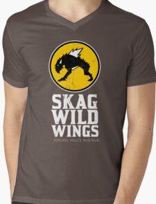 Skag Wild Wings (alternate) Mens V-Neck T-Shirt