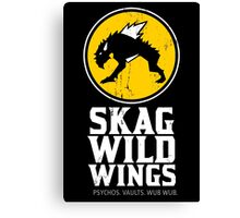 Skag Wild Wings (alternate) Canvas Print
