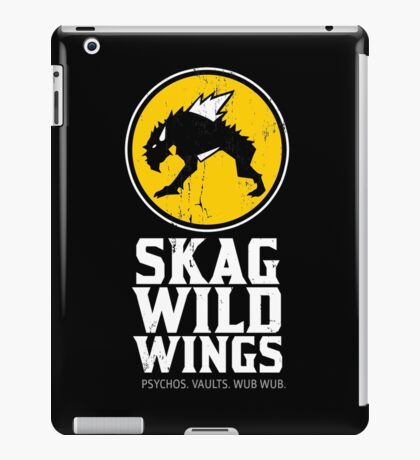 Skag Wild Wings (alternate) iPad Case/Skin