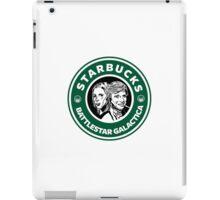 Starbucks BSG iPad Case/Skin