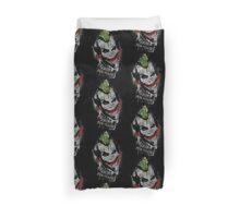 The Dark Knight Joker's Funhouse Duvet Cover