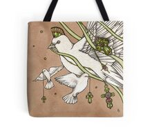 Messengers of Apollo Tote Bag
