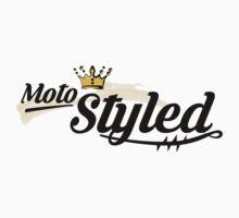 Moto Styled (Cafe Racer) by Susanna Olmi