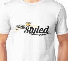 Moto Styled (Cafe Racer) Unisex T-Shirt