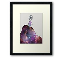 Don't Let Anyone Dull Your Sparkle! Framed Print