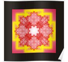 Experience Mandala Poster