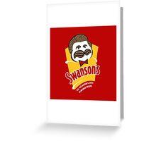Swanson's Crisps Greeting Card