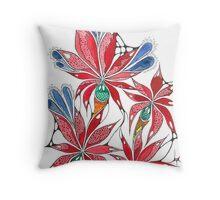 Oriental Lily  Throw Pillow