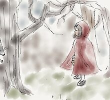 Little Red Riding Hood by HaroldtheSheep