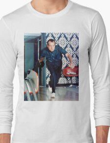 Richard Nixon Bowling Long Sleeve T-Shirt