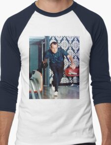 Richard Nixon Bowling Men's Baseball ¾ T-Shirt