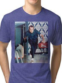 Richard Nixon Bowling Tri-blend T-Shirt