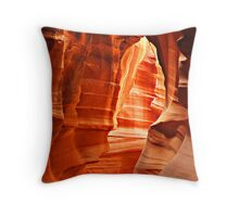 Sandstone Palace Throw Pillow