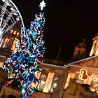 Belfast's Xmas by clochette