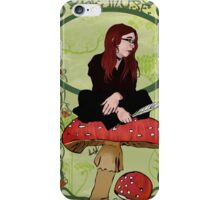 The Muse iPhone Case/Skin