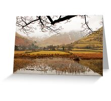Brotherswater, The Lake District NP Greeting Card