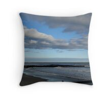 Troubled Sky   ^ Throw Pillow