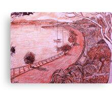 landscape #6 Canvas Print