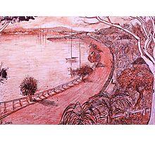 landscape #6 Photographic Print