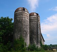 Silent Silos    ^ by ctheworld