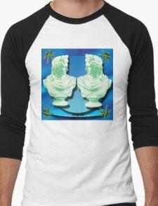 digital decay Men's Baseball ¾ T-Shirt