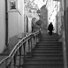 Estonian stairs by anicolle