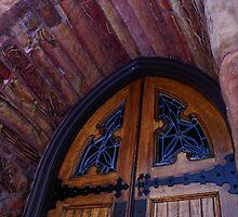 Barnesville church by Jim Butera