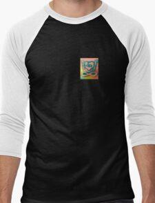 I Love You Forever Men's Baseball ¾ T-Shirt