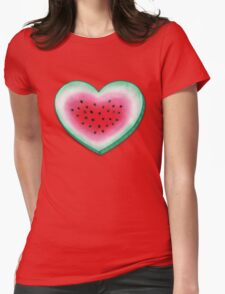 Summer Love - Watermelon Heart T-Shirt