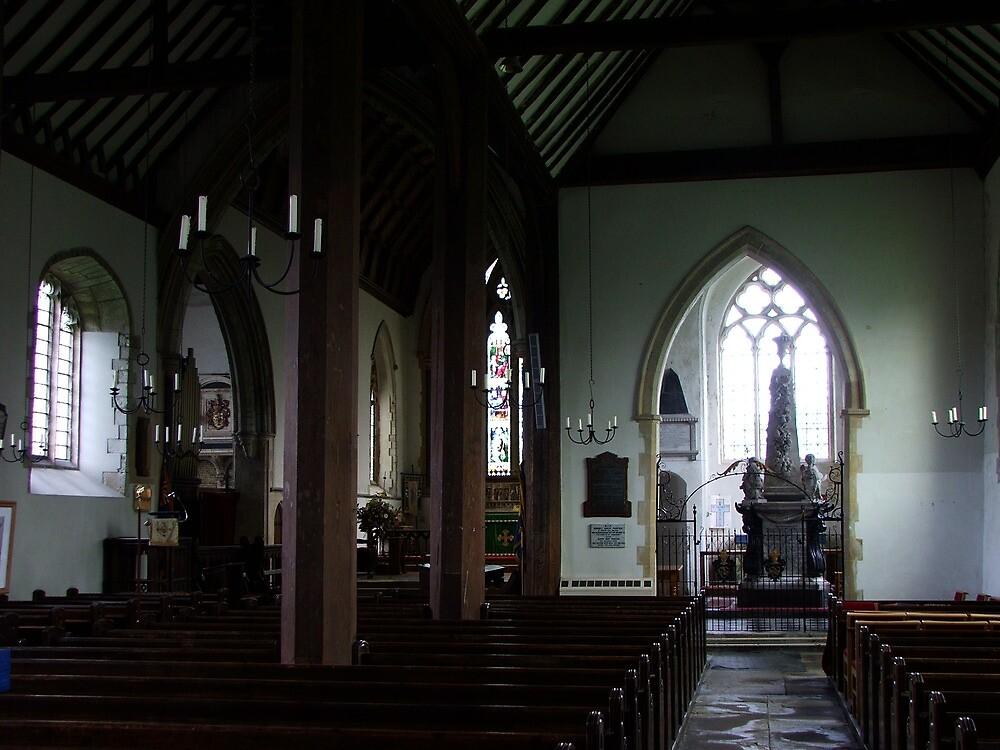 St Mary The Virgin, Wingham by Dave Godden