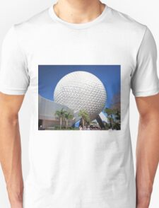 Spaceship Earth in Daylight Unisex T-Shirt