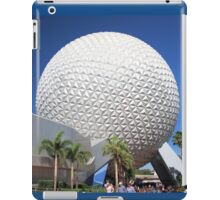 Spaceship Earth in Daylight iPad Case/Skin