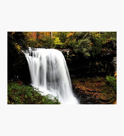 Highlands Waterfall Photographic Print