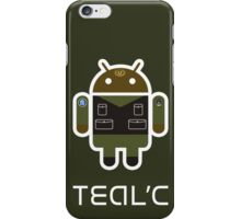 Droidarmy: Teal'c SG-1 iPhone Case/Skin