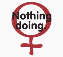 Nothing doing - Womankind series by gnubier