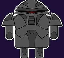 DroidArmy: Cylon by Nana Leonti