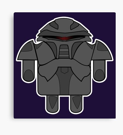 DroidArmy: Cylon Canvas Print