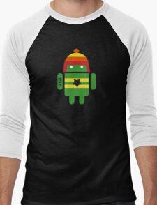 Droidarmy: Browncoat Men's Baseball ¾ T-Shirt