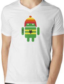 Droidarmy: Browncoat Mens V-Neck T-Shirt