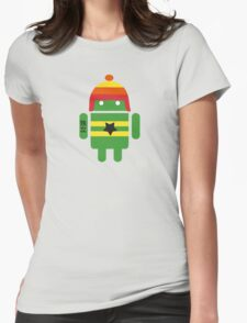 Droidarmy: Browncoat Womens T-Shirt
