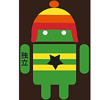 Droidarmy: Browncoat Photographic Print