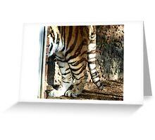 I've Got Your Back! Greeting Card