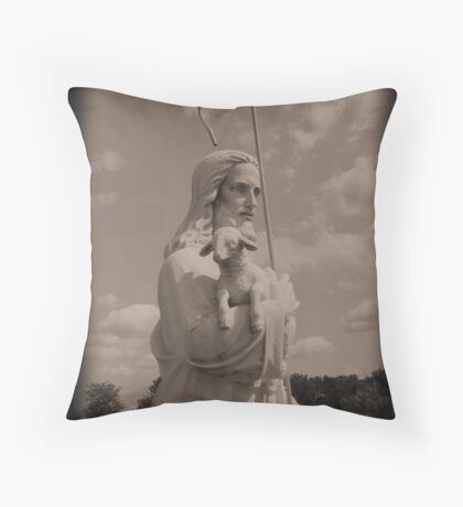 God Of Our Nations Throw Pillow
